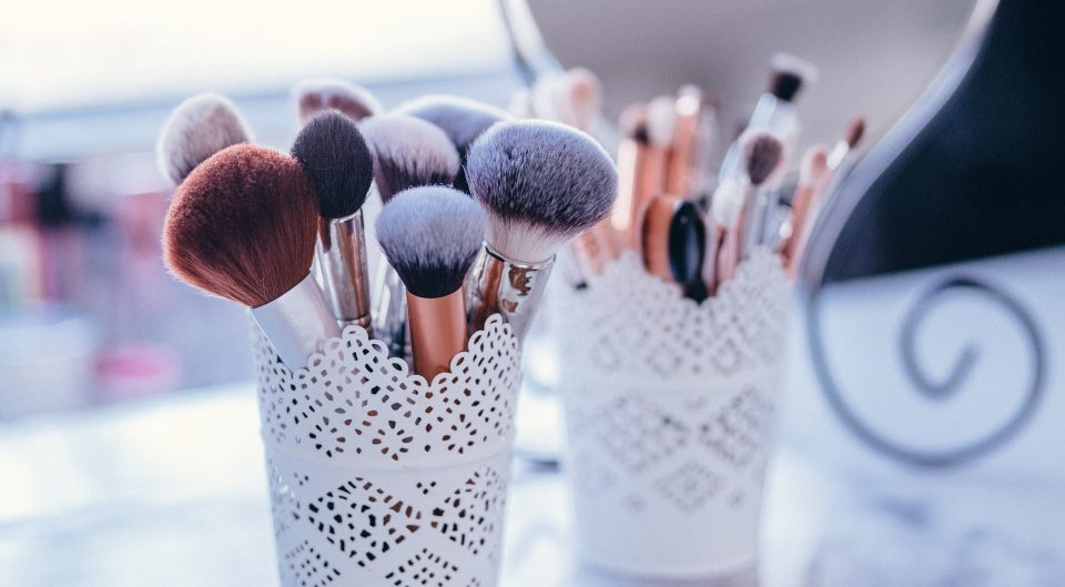 Makeup Brushes, Mode Beauty And Hair Salon